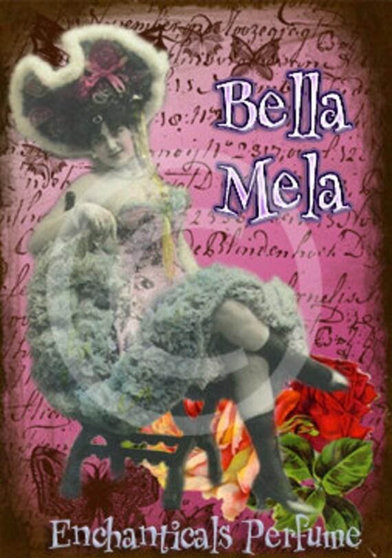 Bella Mela Victorian Artisan Perfume Oil