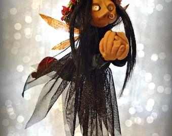 OOAK Art Doll Faery Twist