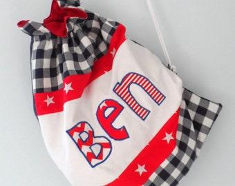Back to School Personalised School Bag