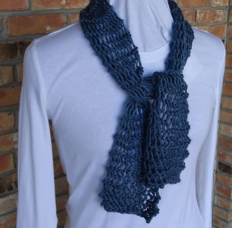 Knit Scarf Pattern Easy to Knit Scarf plus Free Knit Scarf