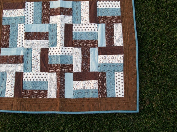 Stroller Car Seat Quilt for Baby Boy