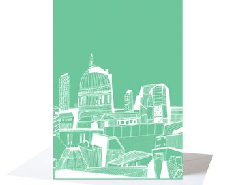 St Paul's Cathedral, London Card