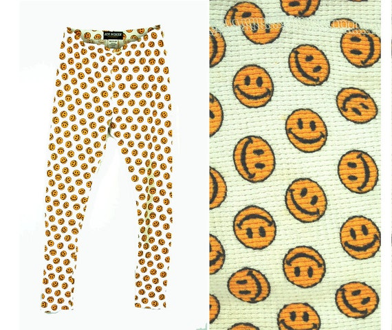 Find great deals on eBay for Smiley Face Pants in Sleepwear and Robes for Men. Shop with confidence. Find great deals on eBay for Smiley Face Pants in Sleepwear and Robes for Men. Mens Gray/Yellow Plaid Fleece Emoji Smiley Face Sleep Pants Pajama Bottoms M. $ Buy It Now.