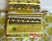 Lime Green Fabric Bundle