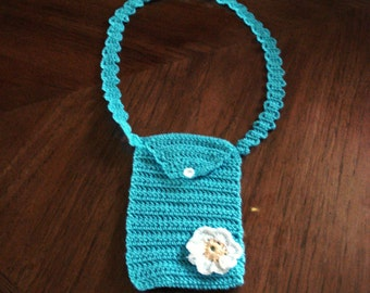Crochet Shoulder Purse