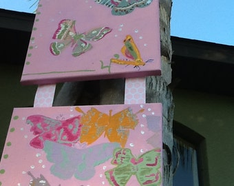 Butterflies growth chart