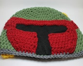 Boba Fett Star Wars Hat Adult Size