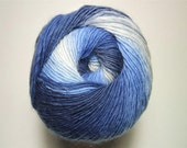 Nordlys 923 Viking of Norway Yarn Superwash Wool One Skein and Free Sock Pattern