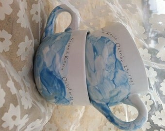 Couples Gift Personalized  Wedding Gift  Ocean Wedding Mugs Couples Gift Mugs Personalized Mugs Ocean Sea Sea shell, Cups Beach 2 MUGS ONLY