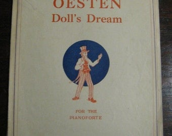Oesten, Doll's Dream, Sheet Music