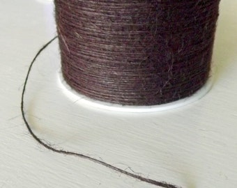 Brown Burlap String 20 Yards