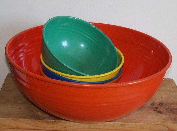 Vintage Popcorn Bowl 40