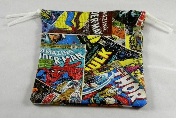 Marvel Avengers Drawstring bag