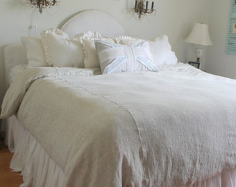French Prairie Collection Classic Duvet Cover Full Size