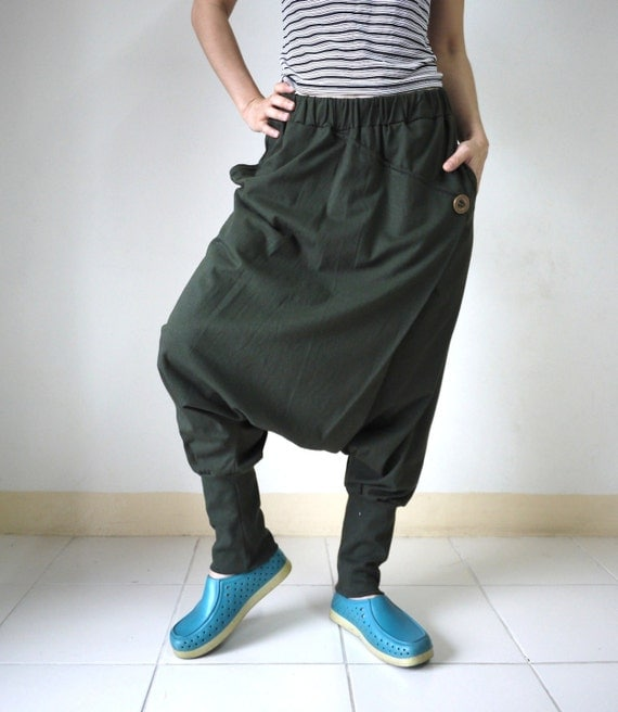 Find drop crotch pants women at ShopStyle. Shop the latest collection of drop crotch pants women from the most popular stores - all in one place.