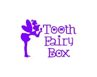 Tooth Fairy Box Decal