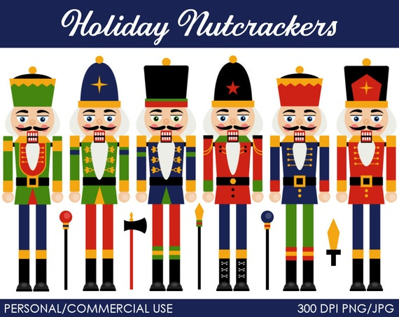 christmas nutcrackers clipart - photo #11