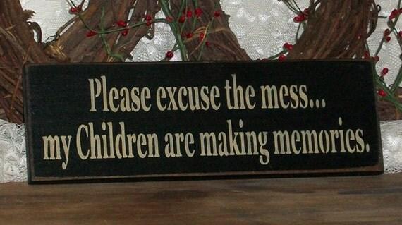 Make Children my Children Are Making