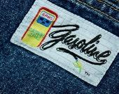 Vintage GASOLINE Jeans Size Junior 7