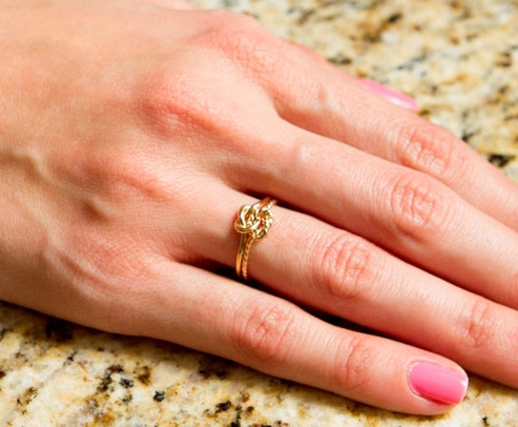 2 knot rings gifts for mothers friendship
