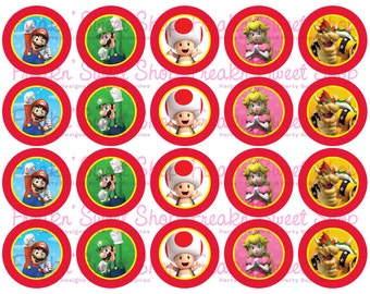 Super Mario Bros PDF file