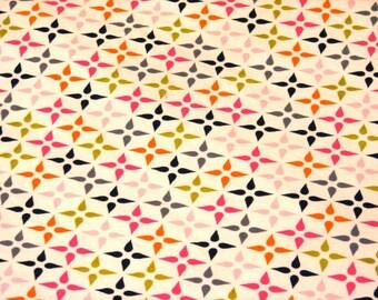 Mod Geometric Crib Sheet