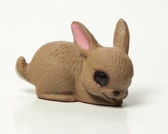 Bunny Rabbit Figurine - Napco C9602 - Japan
