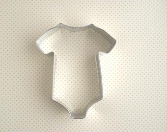 Onesie Cookie Cutter / Baby Shower Cookie Cutter