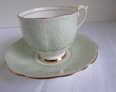 Teacup, Teacup and Saucer by Bell China of England, English China