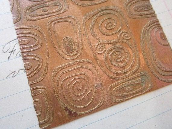 Vendita design gioielli di foglio di rame acidato di for Design di gioielli
