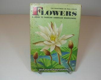 IISALEII Vintage Flowers Book 1950