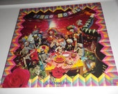 RESERVED for Musicbum Oingo Boingo Dead Man's Party Vinyl Record LP Lyric Sheet Insert 1985 MCA 5665 New Wave