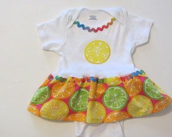 Onesie Dress Size 12 months