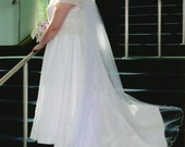 Design Your Own Wedding Gown, Plus Size, Custom Fit, Maternity, Goth, Steampunk Wedding Gown