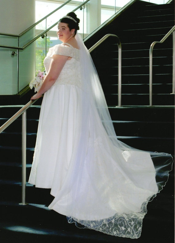Design Your Own Wedding Gown Plus Size Tall Petite Custom