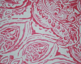 Le Jardin from P & B Textiles -- Pink and Cream Quilt Fabric