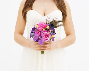Gypsy Wind Brides Bouquet