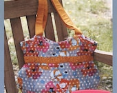 Anna Bag by  Abbey Lane Purse Pattern