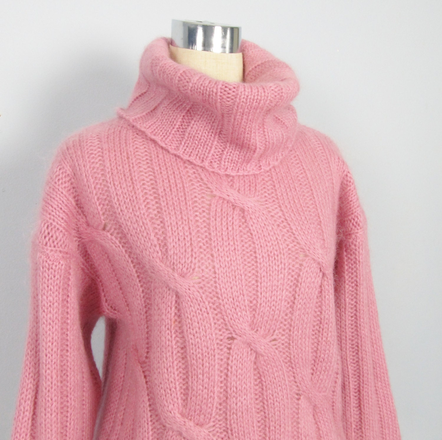 Vintage Mohair Sweater 35