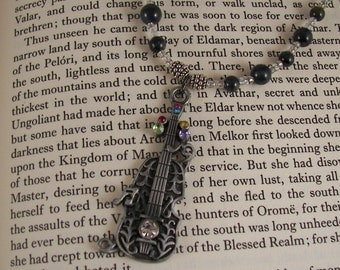 Clearance Sale Lord Of The Violin Necklace