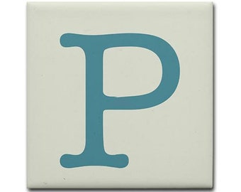 The Letter P Upper Case