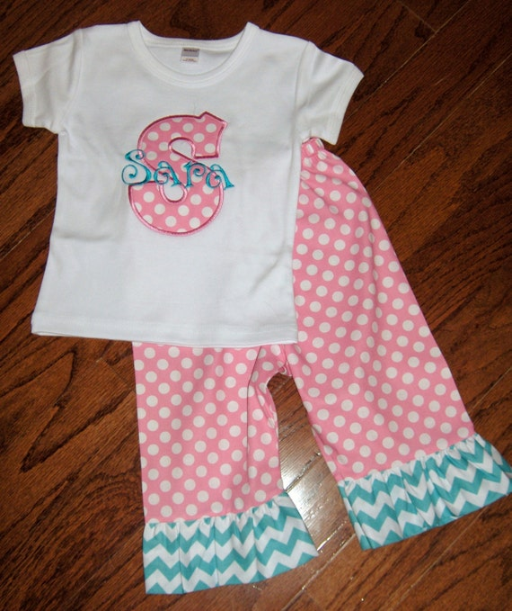 Items Similar To Custom Boutique Childrens Clothing