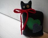 Black Love Cat no.2