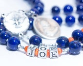 Custom Confirmation Rosary in your choice of colors