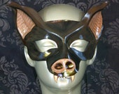 Batsy Leather Mask