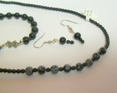 3 piece Jewelry Set... Necklace, Bracelet and Earring