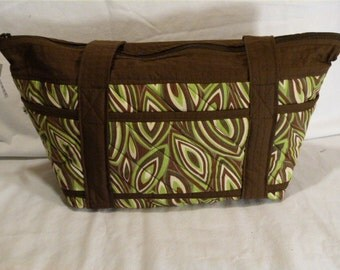 Medium Everyday Tote by Spring St Purses