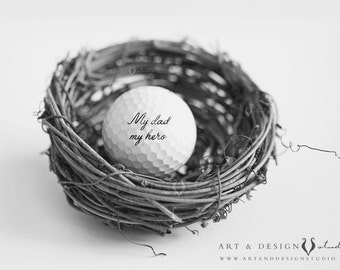 Sport Gift, Golf Gifts for Men, Best Dad Gift, Dad Quote, Gift for Dad to Be, Gift for Father to Be, Golf Gifts for Dad, Man Cave Golf Print