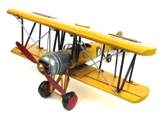 Biplane Toys 34
