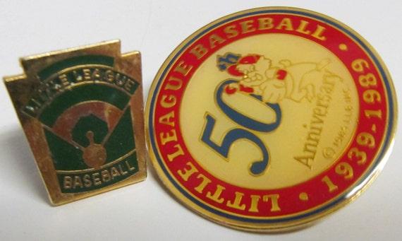 Vintage Baseball Pins 78